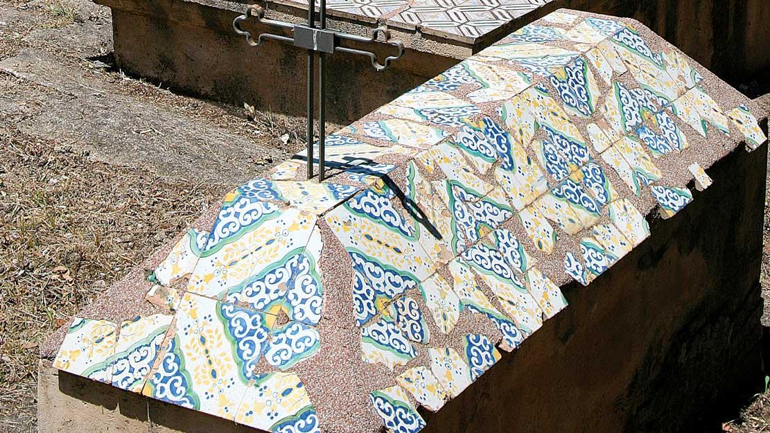 Il Cimitero di ceramica